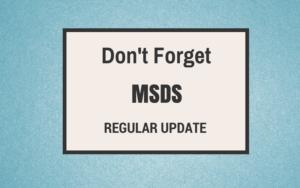 sds update
