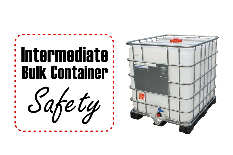 intermediate bulk container safety