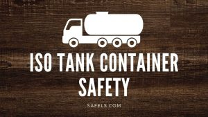 iso tank container safety