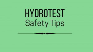 hydrotest safety