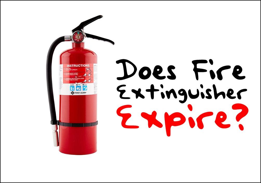 fire extinguisher expiration