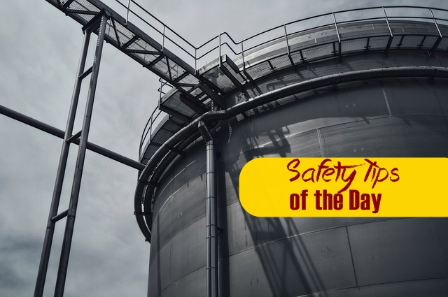safety tips of the day