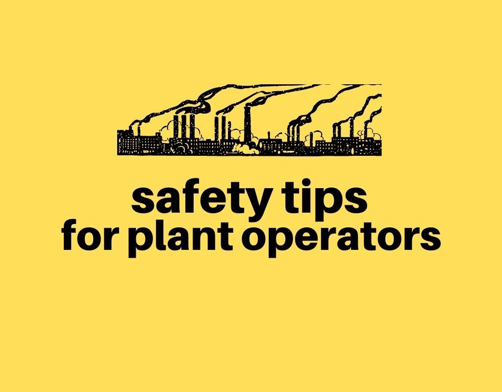 new chemical plant operators
