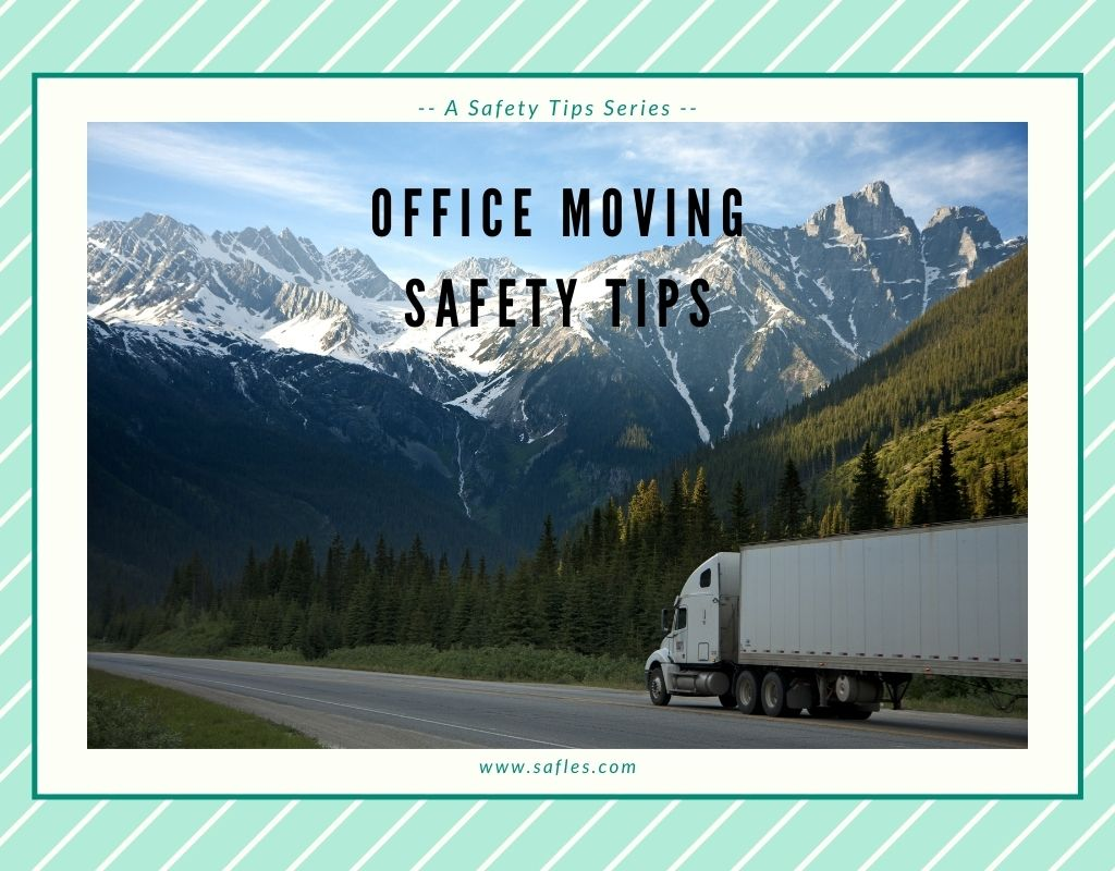 office moving safety tips