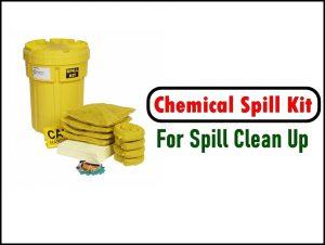 chemical spills response